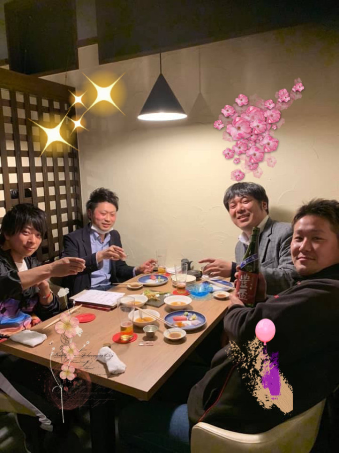 弘前店トップ部隊