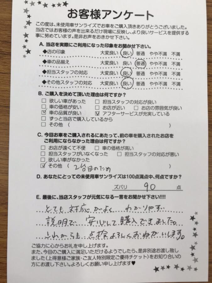 十和田アンケート