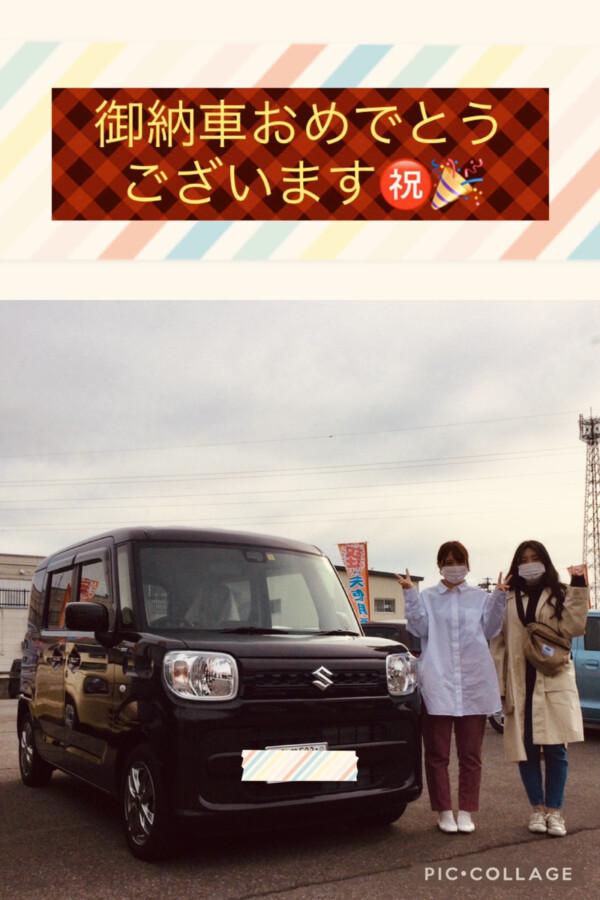 弘前本店納車式