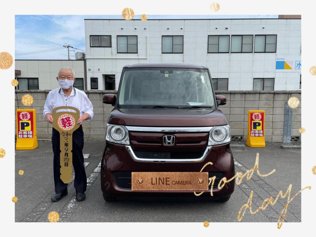 【八戸本店納車式】
