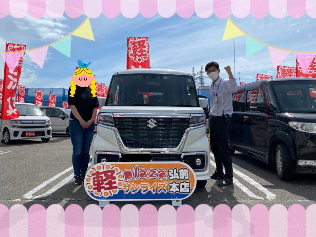 【弘前本店納車式】